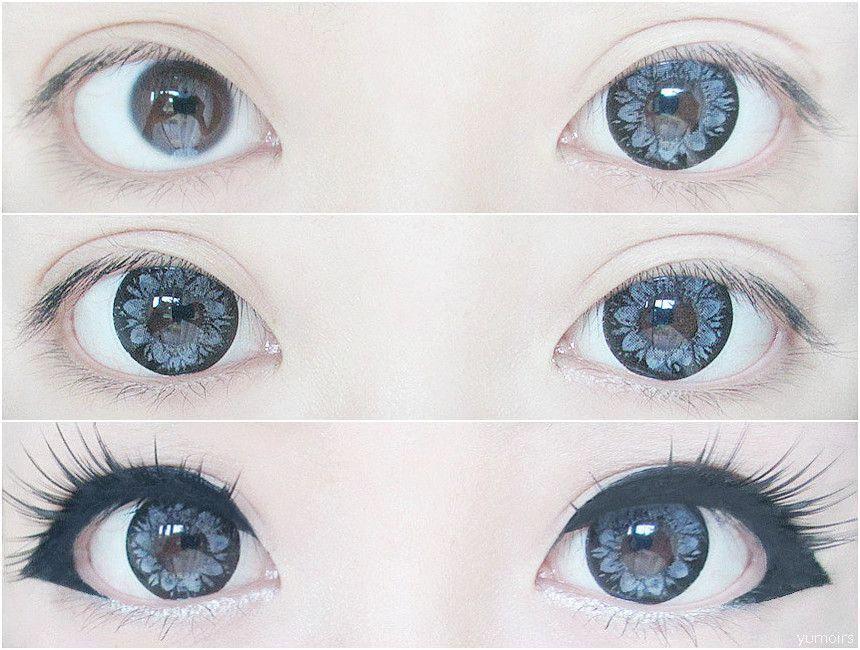 Gyaru makeup #modas   Maquiagem de anime, Maquiagem kawaii ...
