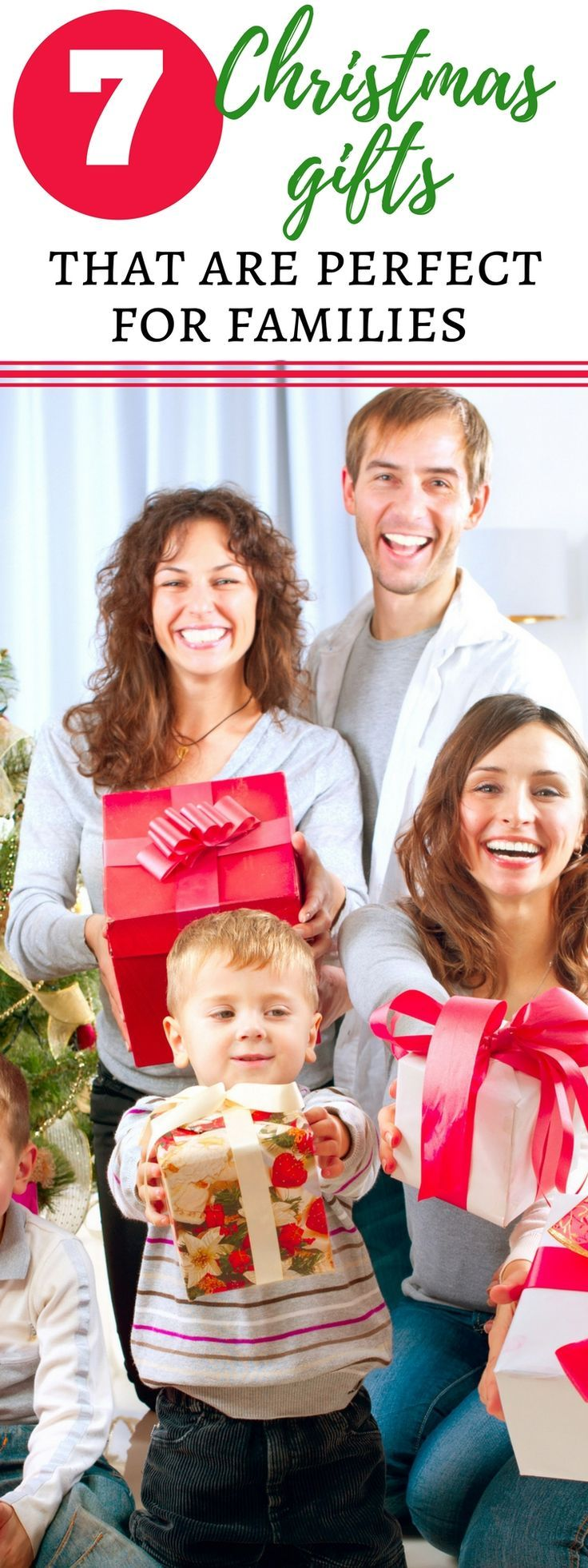 7 Christmas Gifts the Whole Family Can Enjoy | Christmas Perfection ...