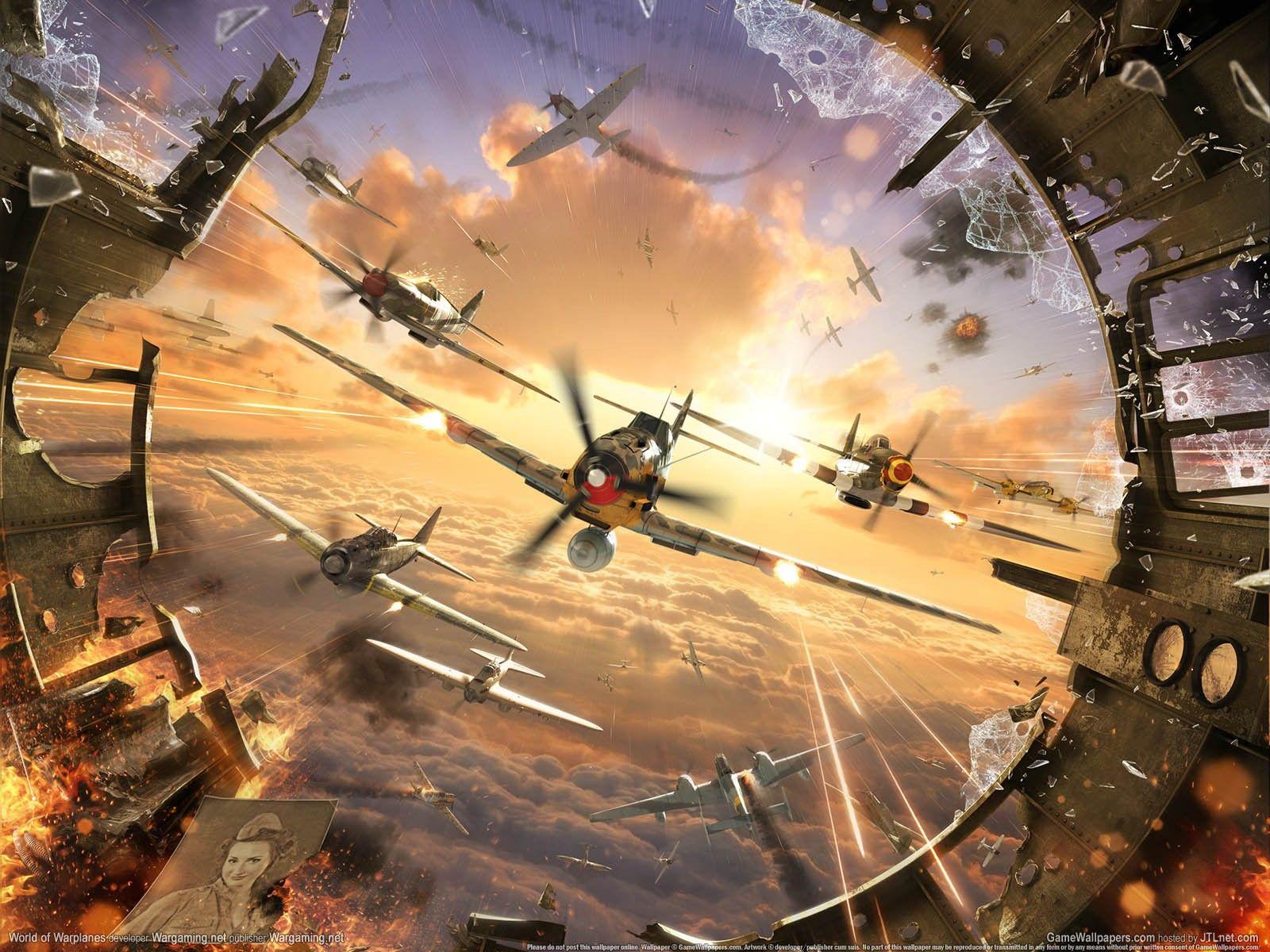 War Thunder Wallpaper