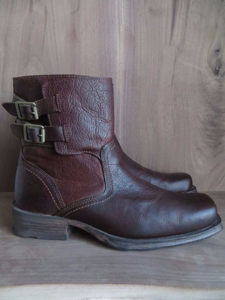 63be12ba619 ARIAT 'RADCLIFFE' MEN'S LEATHER ANKLE BOOTS. Want in women's plus ...