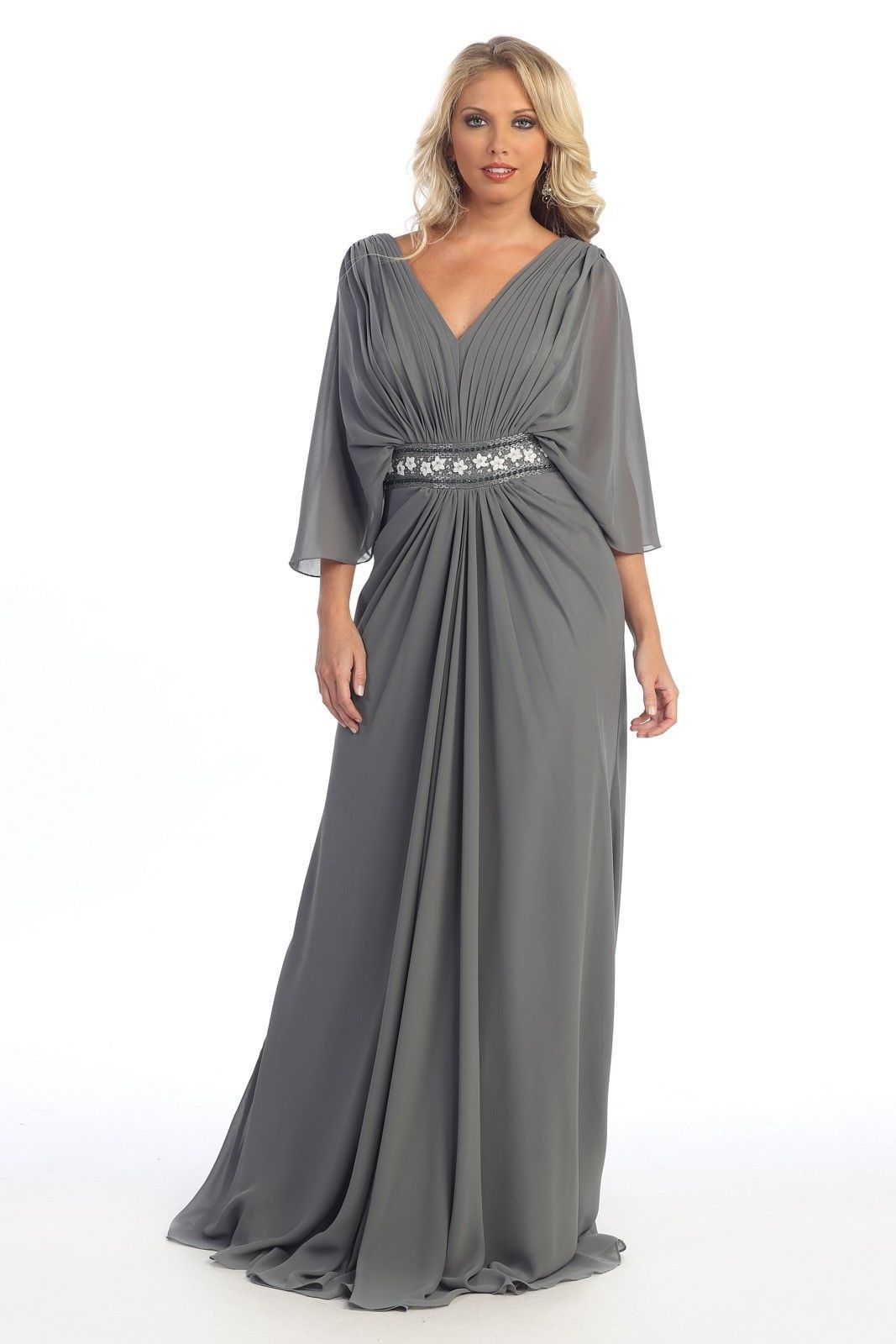 20 Best Plus Size Prom Dresses To Choose Formal Gray Dress And Gray