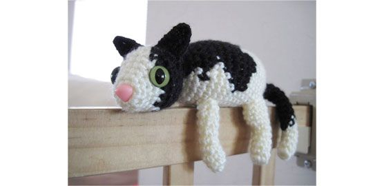 amigurumi cat pattern | Ideas para el hogar | Pinterest | Patrones ...