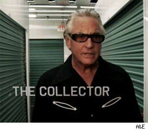 barry weiss car collection