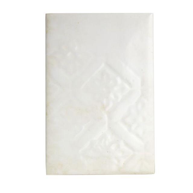 Carrelage mural blanc 12 x 18 cm 1874 Du0027antan - CASTORAMA shopping
