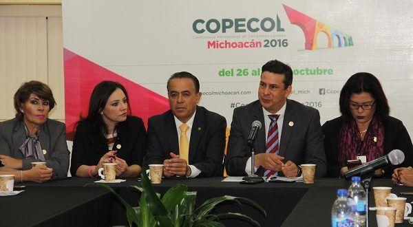 Concluye con éxito Copecol en Michoacán  Morelia; Michoacán, 28 de octubre del 2016.- Los casi 500...