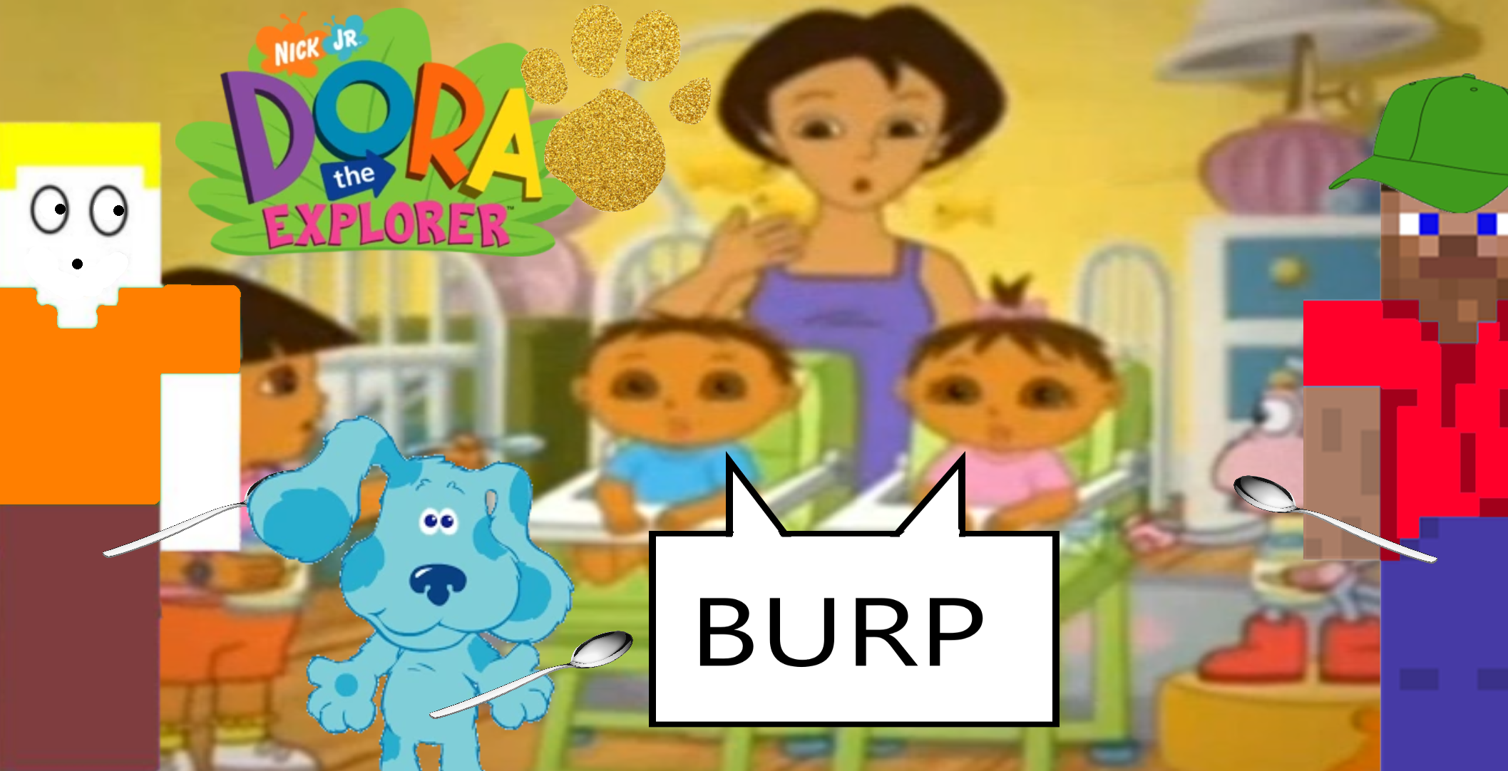 Pin on dora the explorer and gold clues