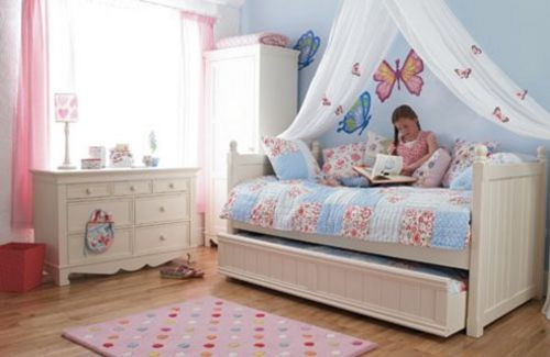 46 Girls' Bedroom Design Ideas - Channel4 - 4Homes