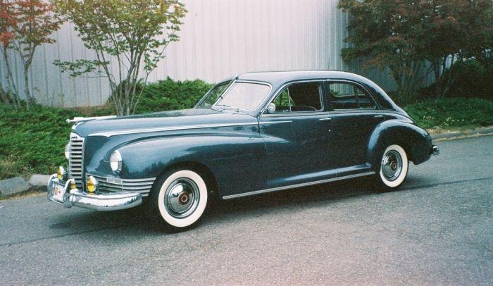 1947 Packard Clipper