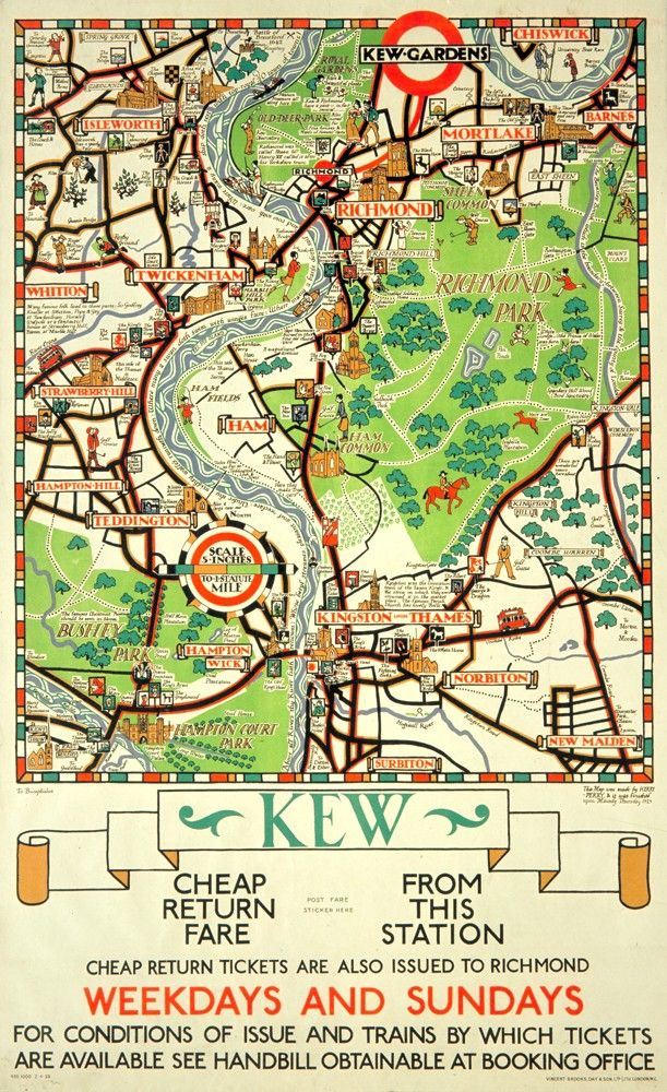 Kew Gardens London Underground London Pinterest Kew Gardens