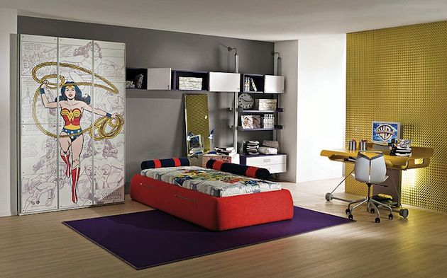 1000  images about comic book living space on Pinterest   The minimalist   Bang bang and Primary colors. 1000  images about comic book living space on Pinterest   The