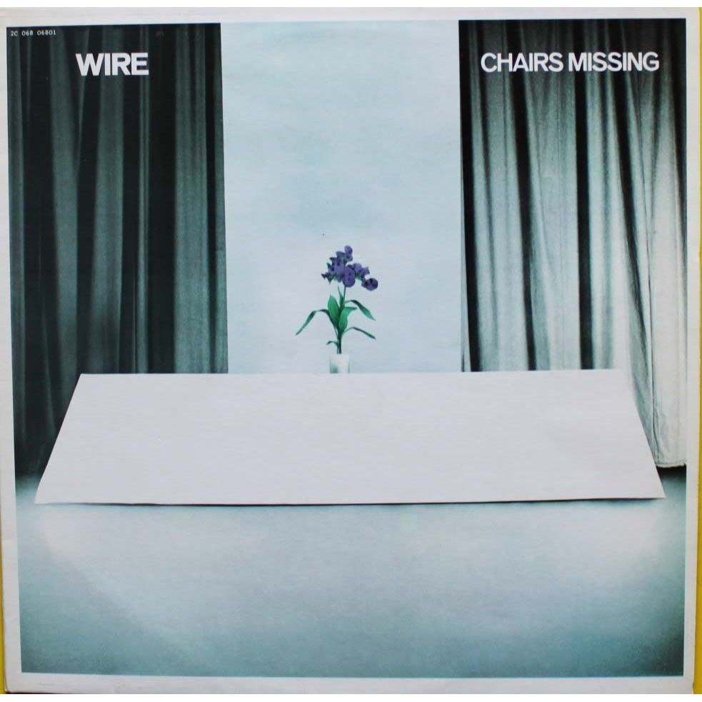 Wire: Chairs Missing | Awesome Album Covers | Pinterest | Wire chair