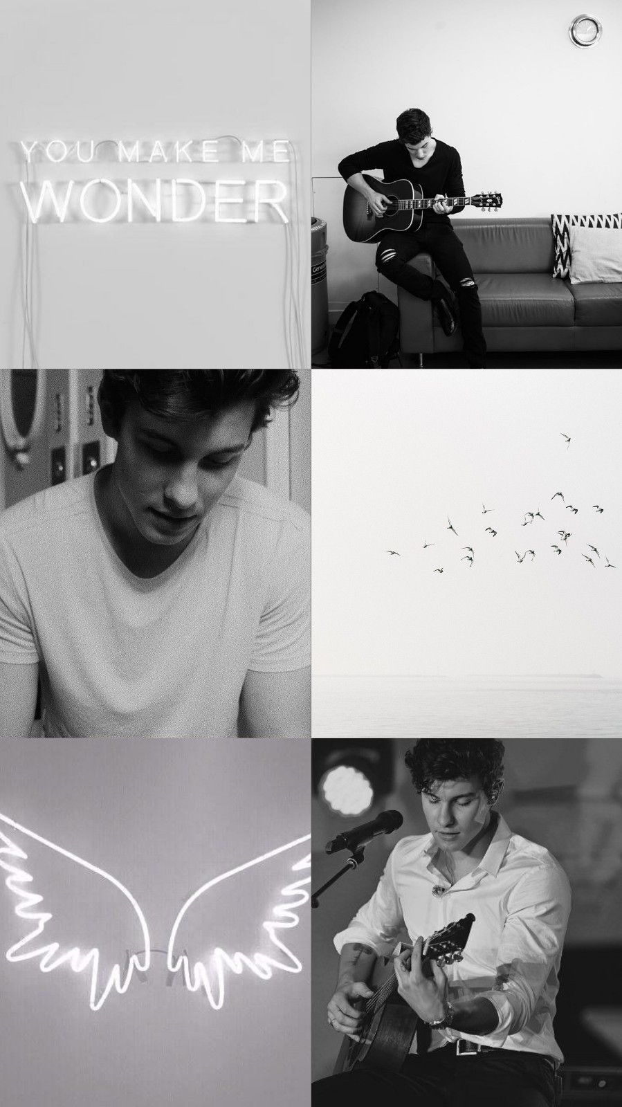 Shawn Mendes White Aesthetic Shawnmendes Shawn Mendes
