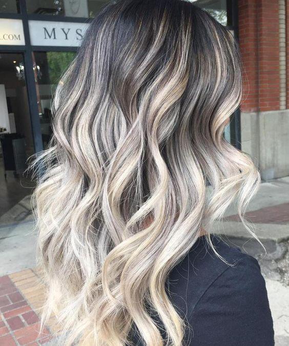 70 Flattering Balayage Hair Color Ideas For 2020 Hair Color Balayage Hair Color For Black Hair Balayage Hair