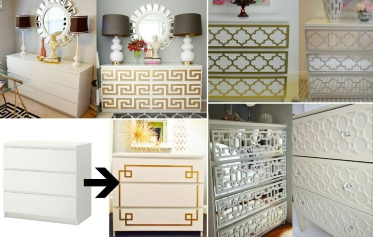spiegel auf ikea m beln wirken edel und glamour s m bel pinterest ikea m bel m bel und. Black Bedroom Furniture Sets. Home Design Ideas