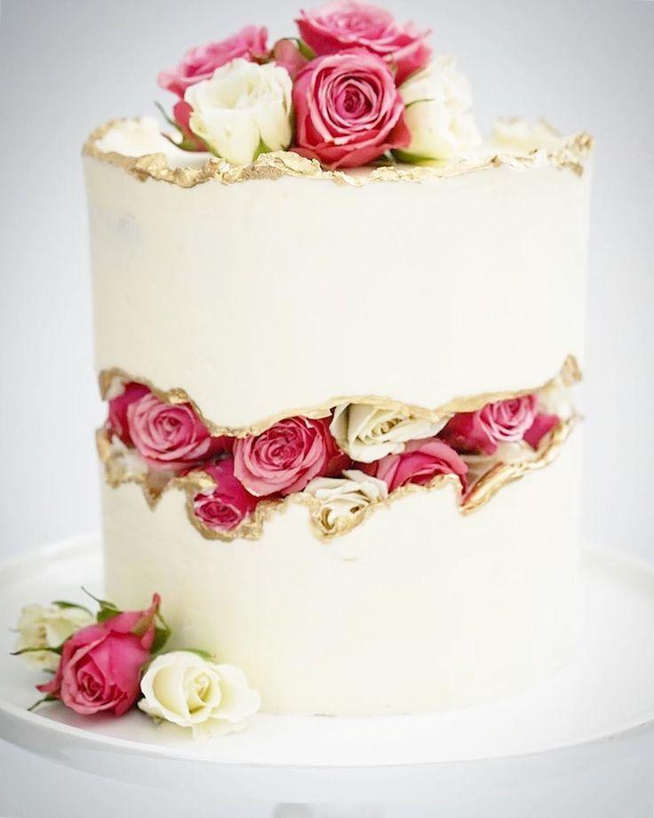 Wie großartig ist dieser Kuchen? 🤩 Ich habe dieses Wochenende eine Art kaputten Kuchen probiert …