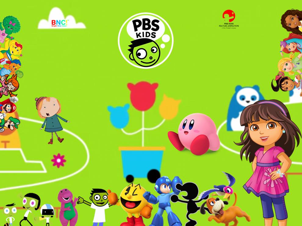 Meet The Team Arcade Legends! (PBS Kids) (Bright New Color