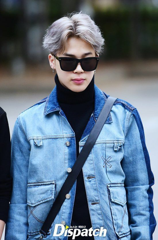 JIMIN GREY HAIR APPRECIATION POST! | Park Jimin Amino | BTS in 2019