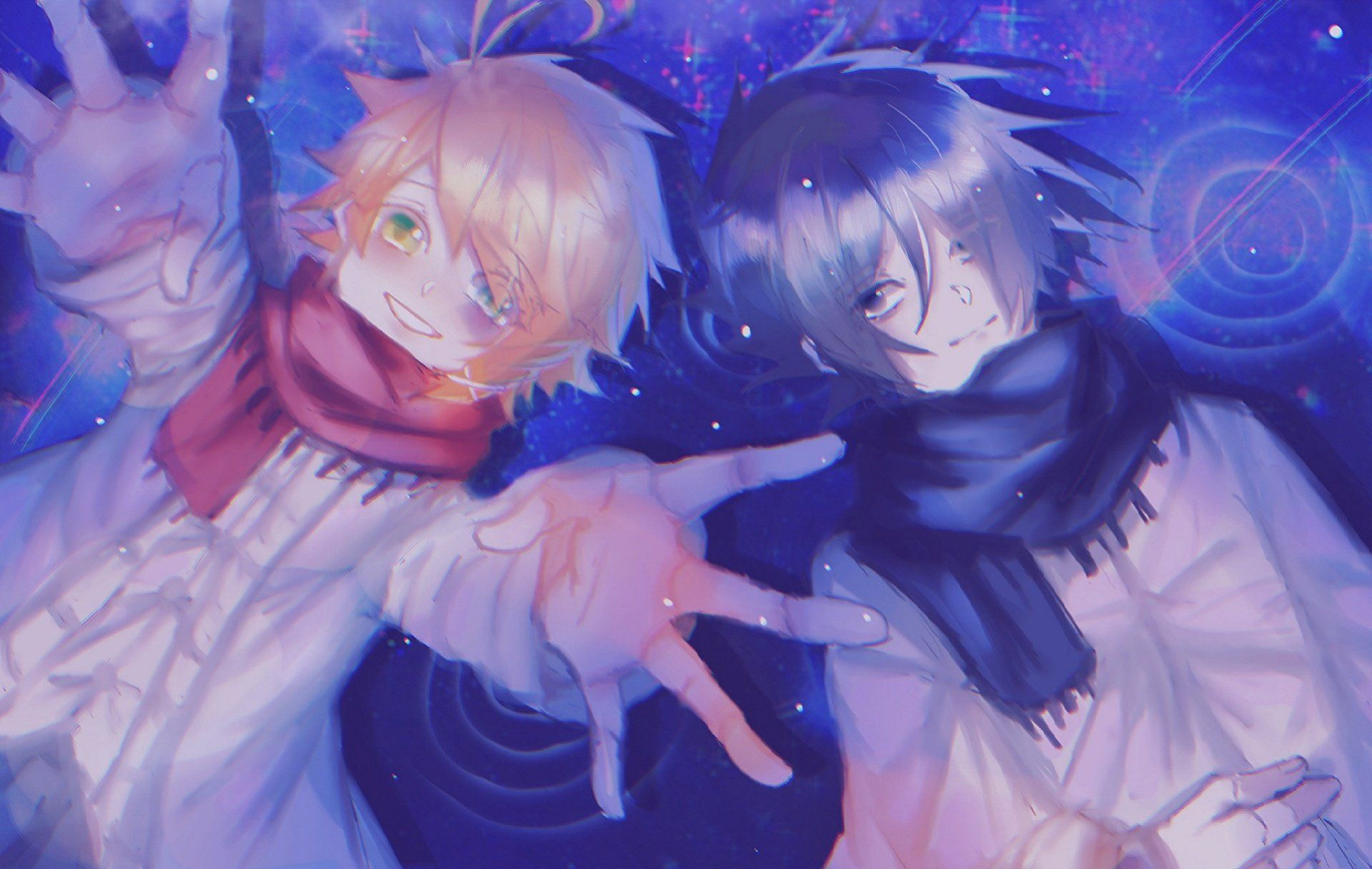 Connection Collapse On Twitter Anime Angel Anime Neverland