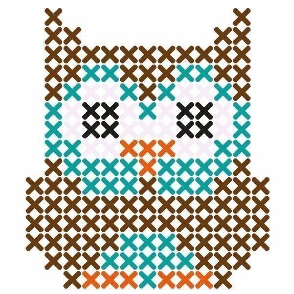 Qinghengyong Stickerei Kreuzstich DIY Baumwollgewebe N/äharbeit N/ähen Hand Stoff Kreuzstich Baumwollgewebe Handwerk Tuch 11ct 30x30cm 11ct /& wei/ß 1