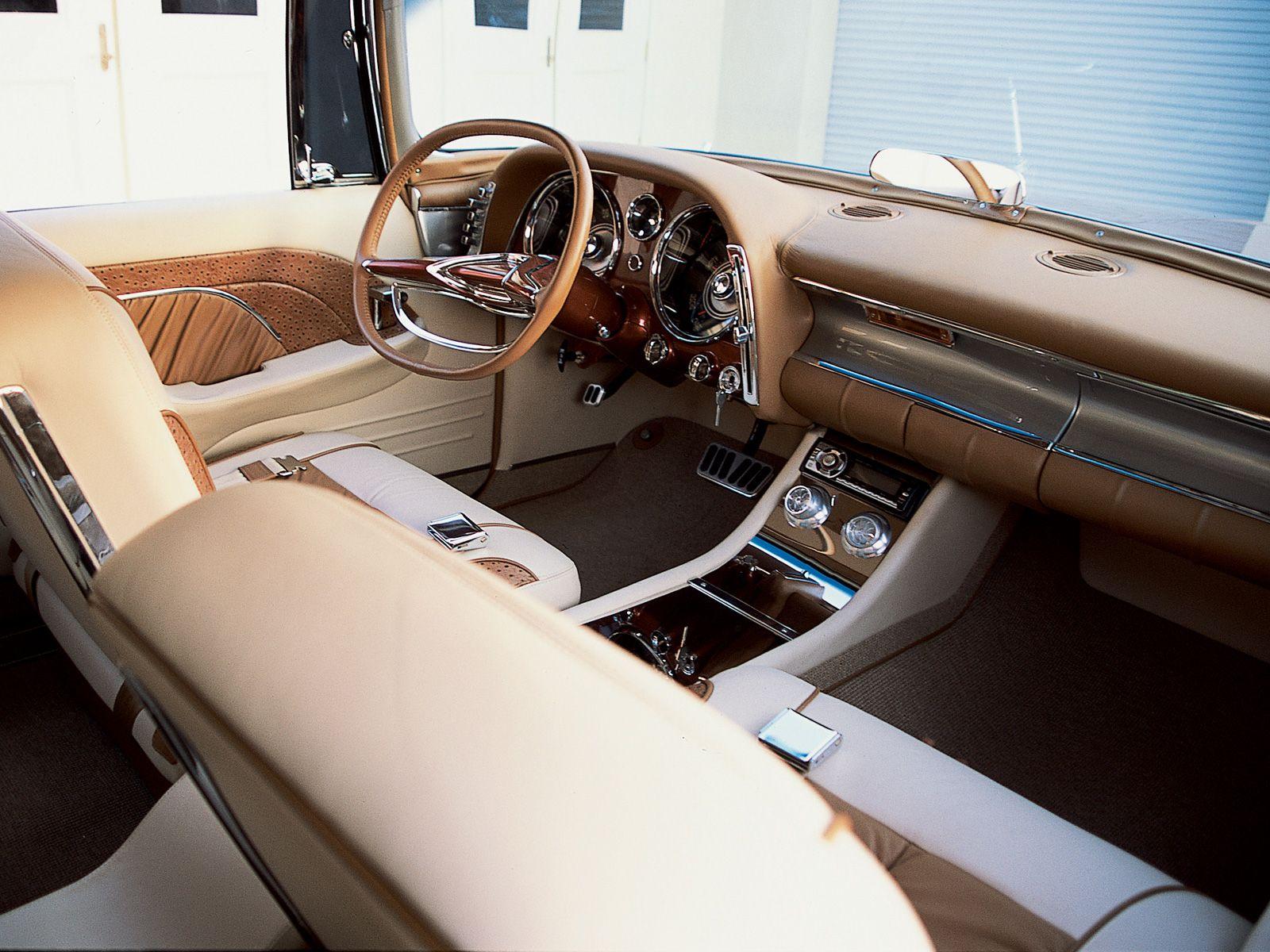 Chrysler imperial interior