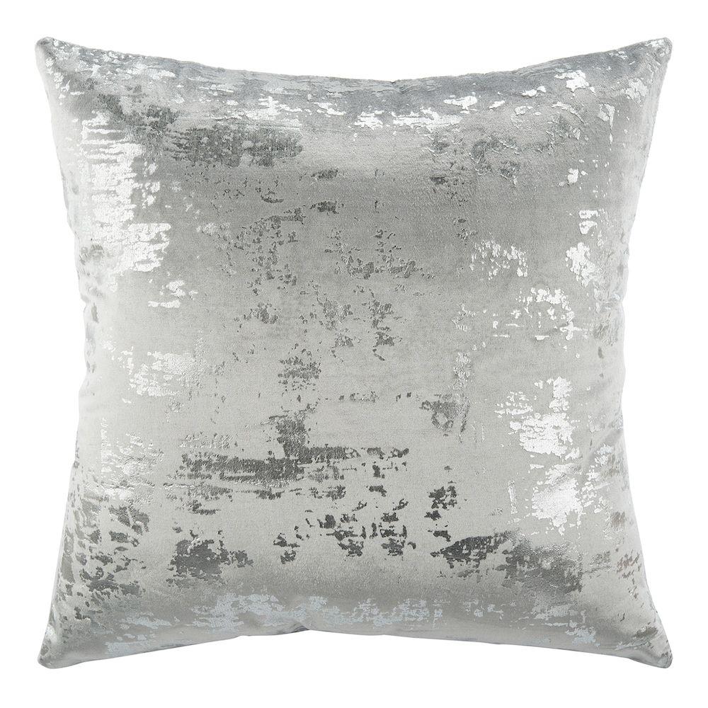 Safavieh Edmee Metallic Throw Pillow