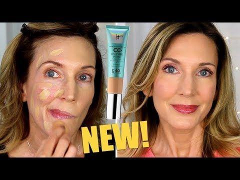 56 foundation friday over 50  it cosmetics oilfree