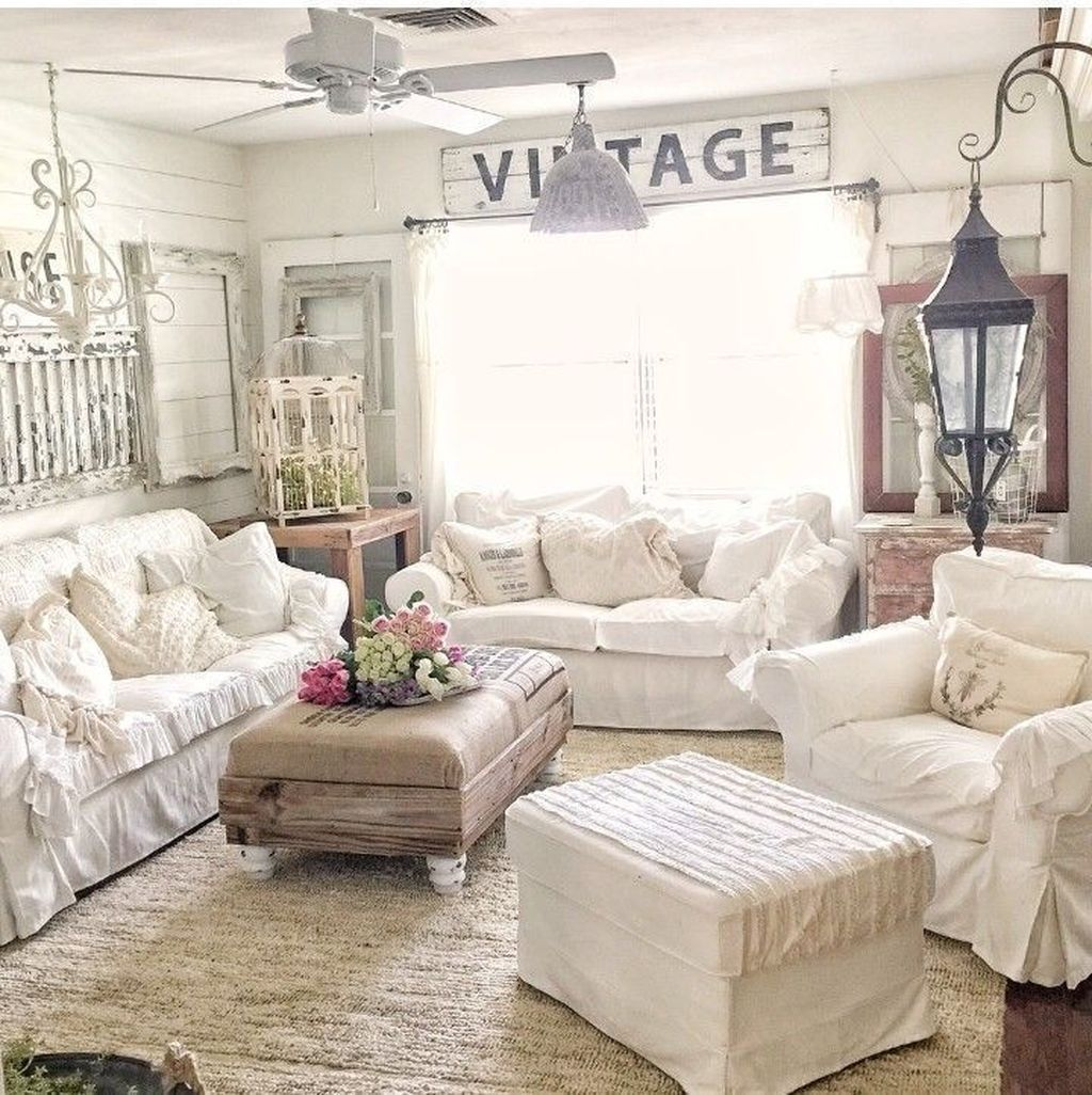 35 incredible rustic farmhouse living room design ideas