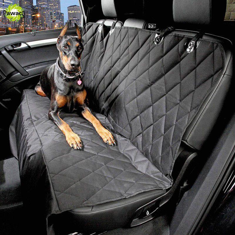 Dog · Pawaca new Hot sale Waterproof Foldable Waterproof Dog Car Seat Cover  Pet Carriers Truck Hammock pet 988edc383