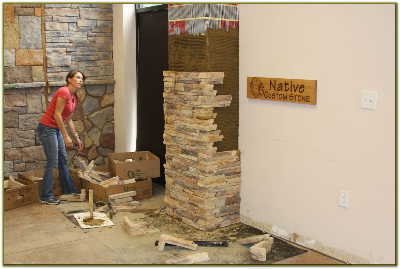Stone Veneer Panels Can Be A Weekend Project Stone Veneer Panels