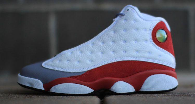 "quality design bd973 50ee0 Air Jordan XIII (13) Retro ""Cement Grey"" Price: $185 Release ..."