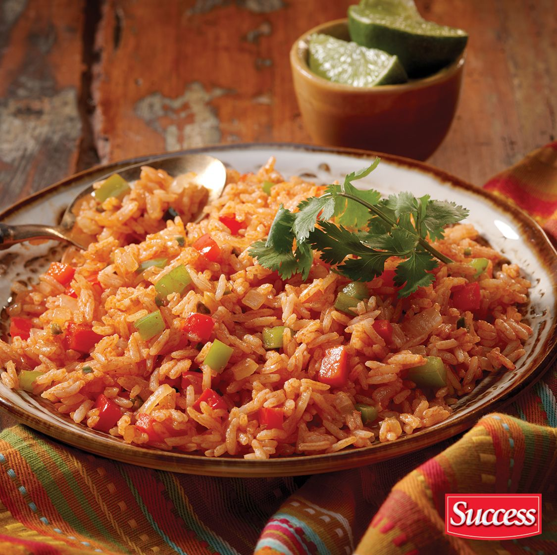 Delicious Mexican Rice Made With Boil In Bag Success Rice By The