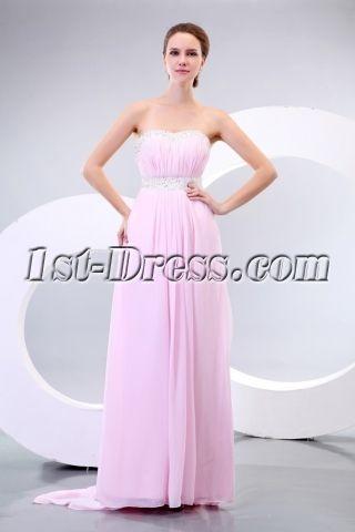 f8b7c577ce4 Sweet Pink Maternity Cocktail Dress 1st-dress.com