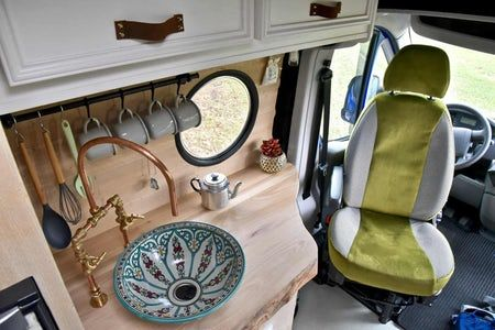 Photo of Camper vans and tiny homes collide in gorgeous home on the range