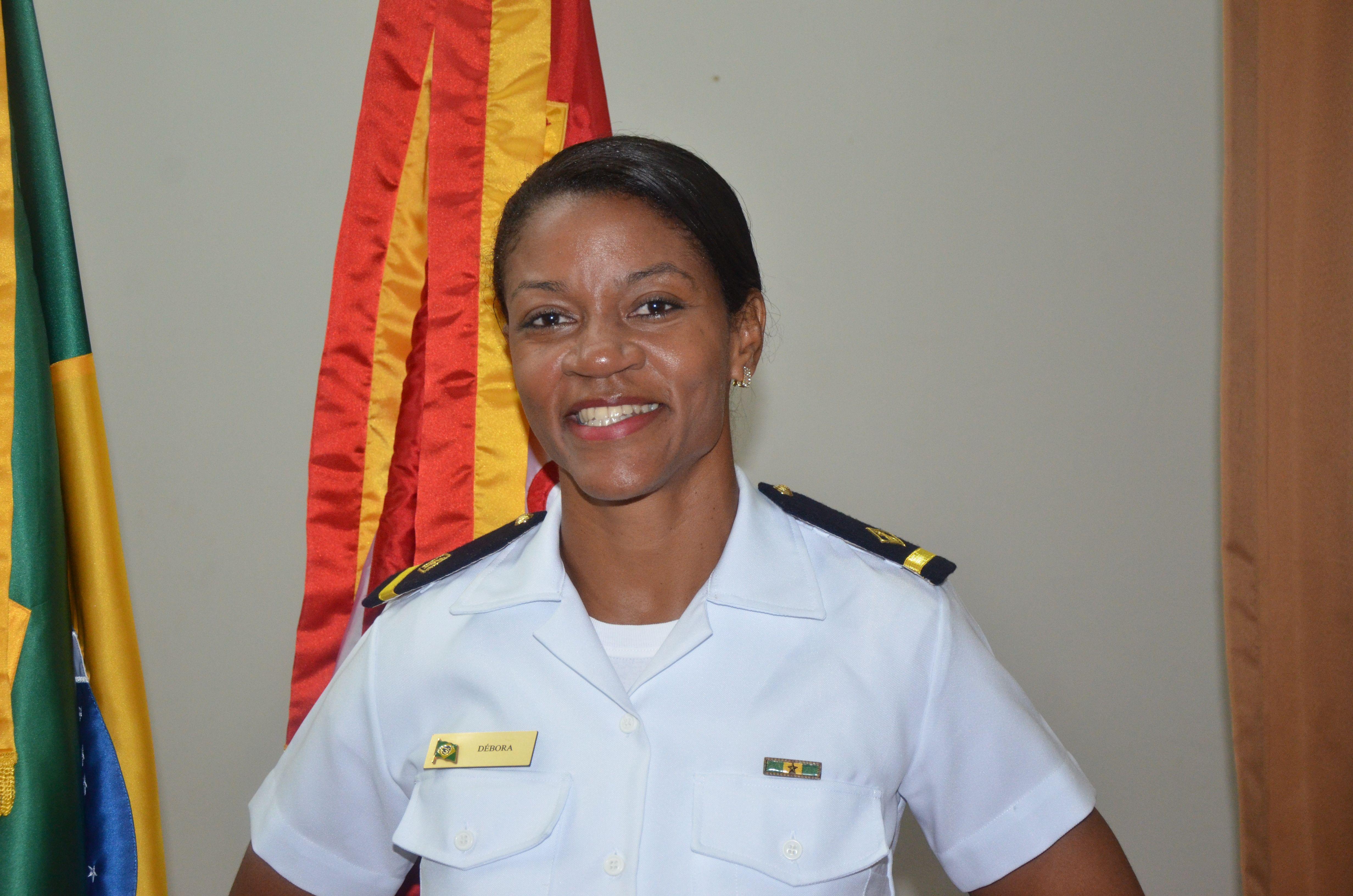 Mulheres No Efetivo Do Corpo De Fuzileiros Navais Do Brasil