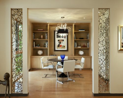 Room Dining Partition Design