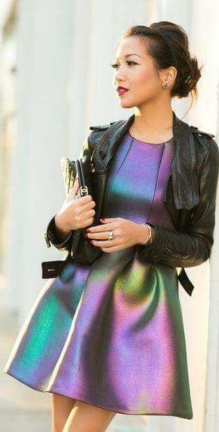 Hermoso Vestidos Circulares Vestidos Moda Y
