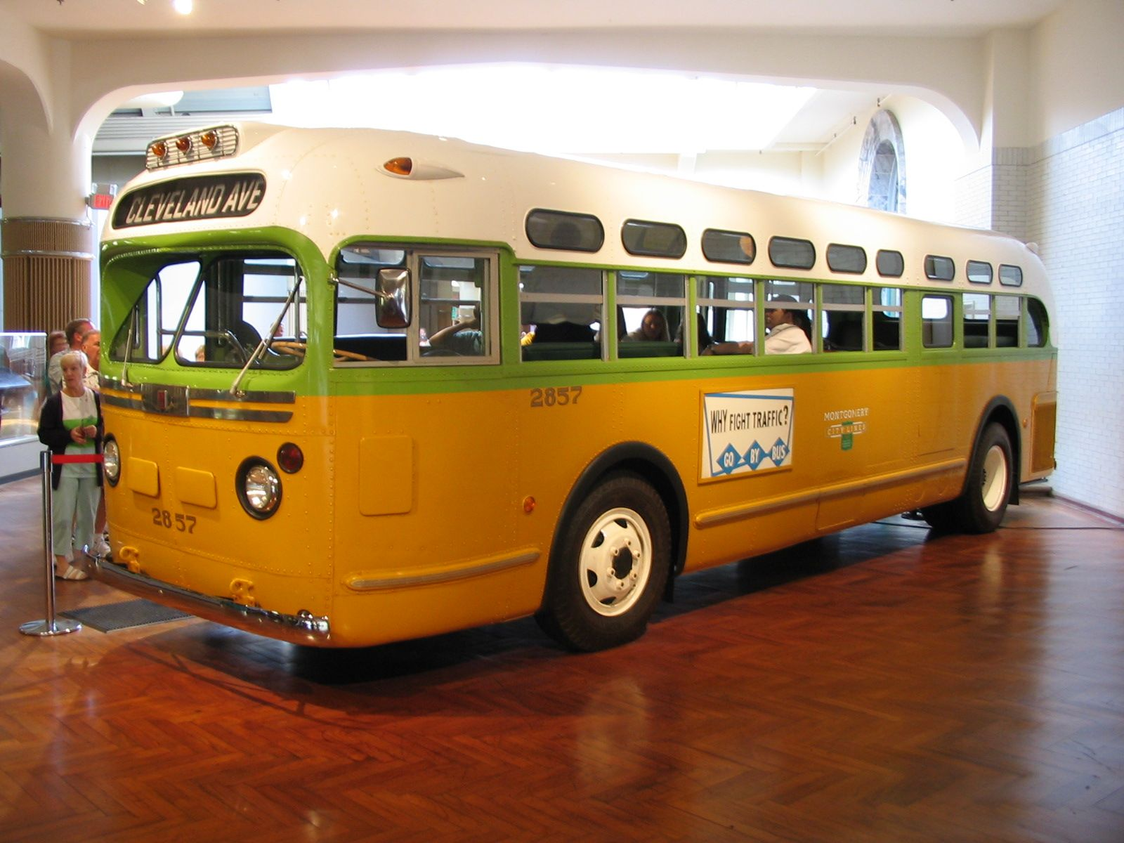 Rosa Park S Bus