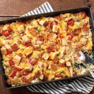 Unforgettable Chicken Casserole Recipe - Key Ingredient