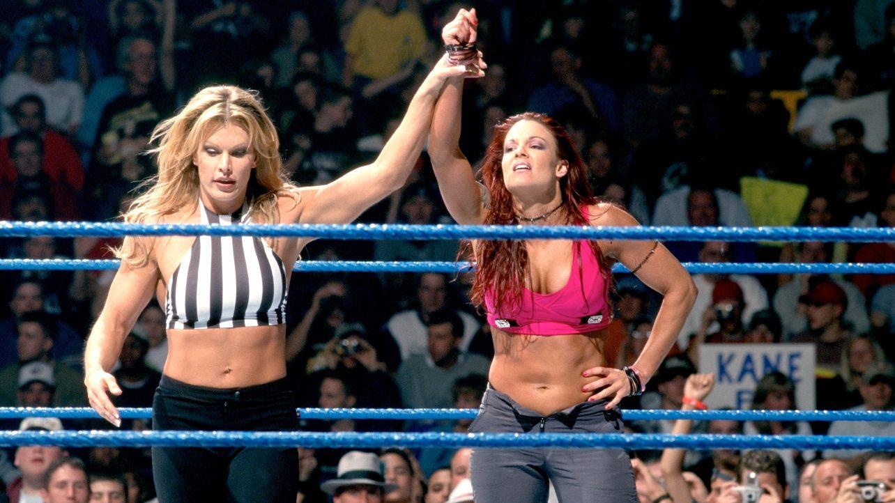 Wwe tori Tori (wrestler)