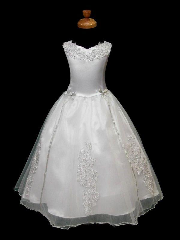 b2d07c50d65f6 Confirmation dresses for teenage girls 2017-2018 | o dress | First ...