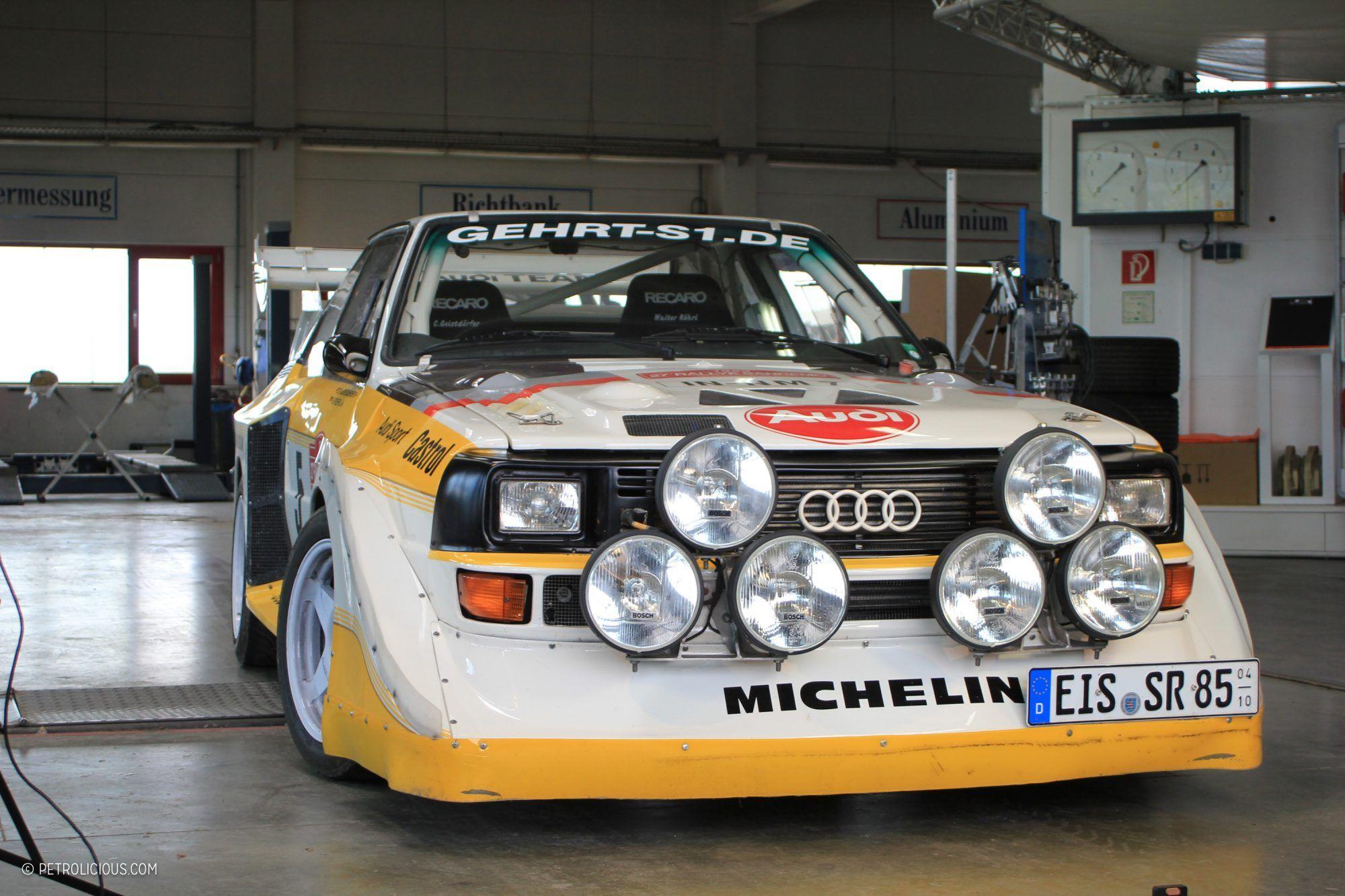 Kelebihan Audi Quattro 1985 Top Model Tahun Ini