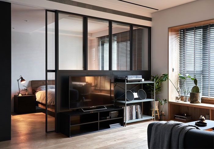 80 men s bedroom ideas a list of the best masculine - Apartment ideas for guys ...