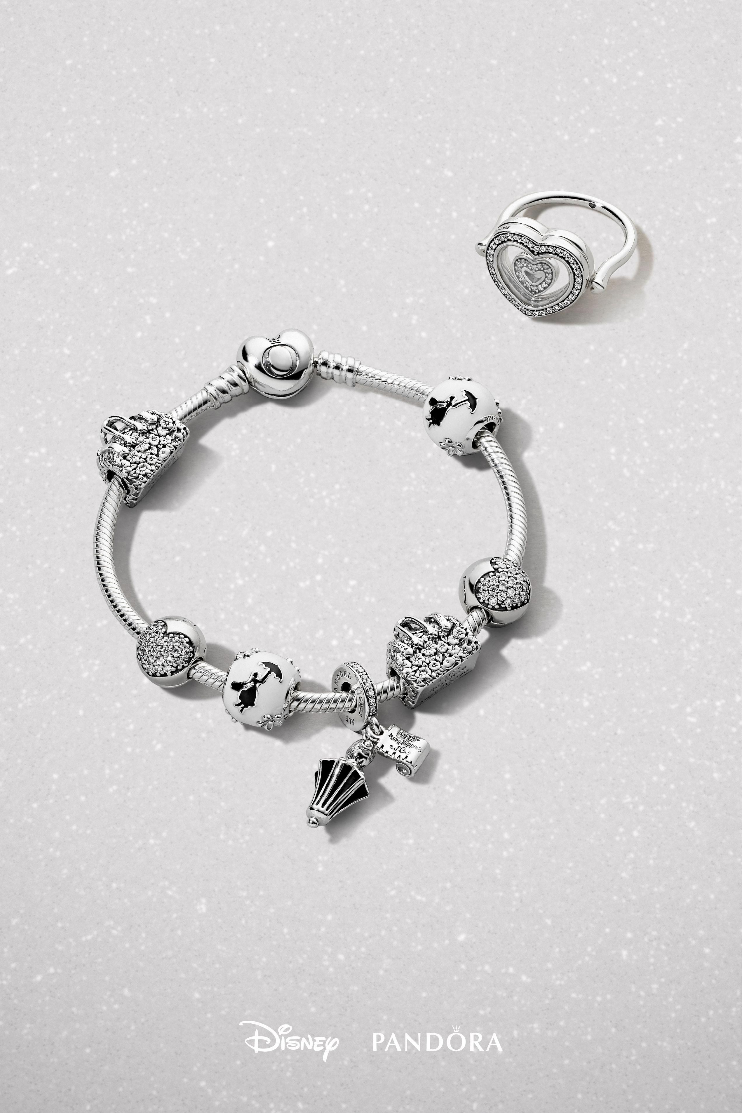 Brighten any rainy day with our new Disney PANDORA charms inspired ...