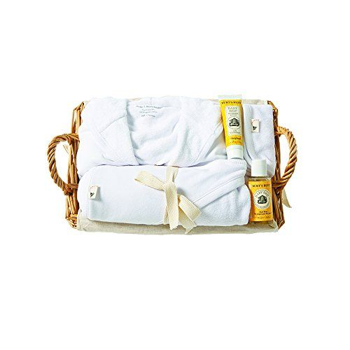 Burt's Bees Baby Better Bathtime Basket - Cloud | The Gift Central
