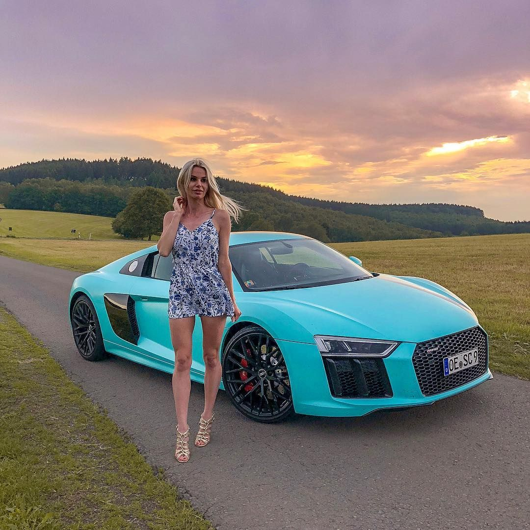 Tomorrow I Start Driving To The Worthersee Velden Austria Can T Wait To See All Those Petrolheads Again Audir8rws Audir8 Audi R8 Audi Audi Girls