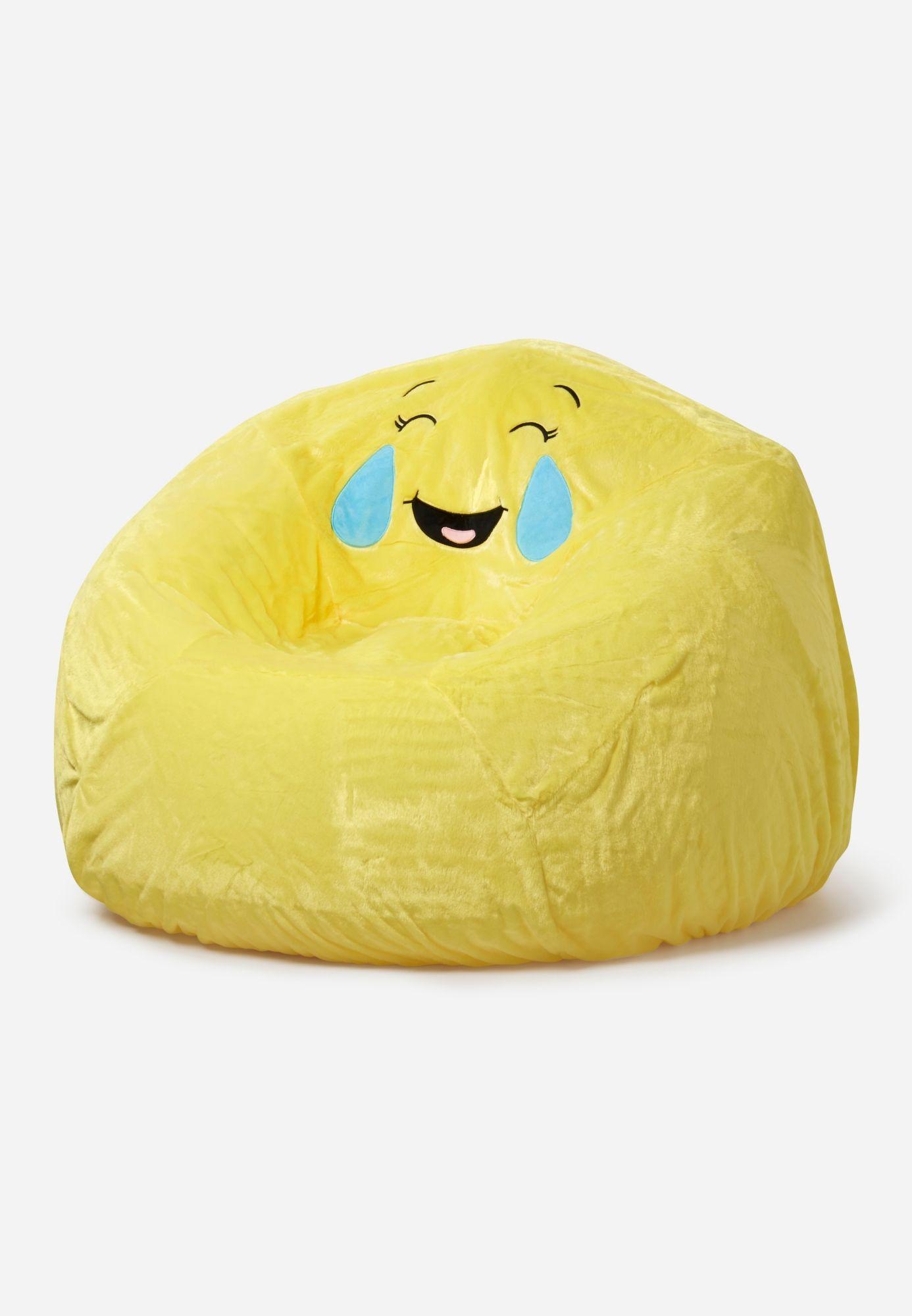 Excellent Emoji Inflatable Chair Slip Cover In 2019 Girl Bedroom Uwap Interior Chair Design Uwaporg