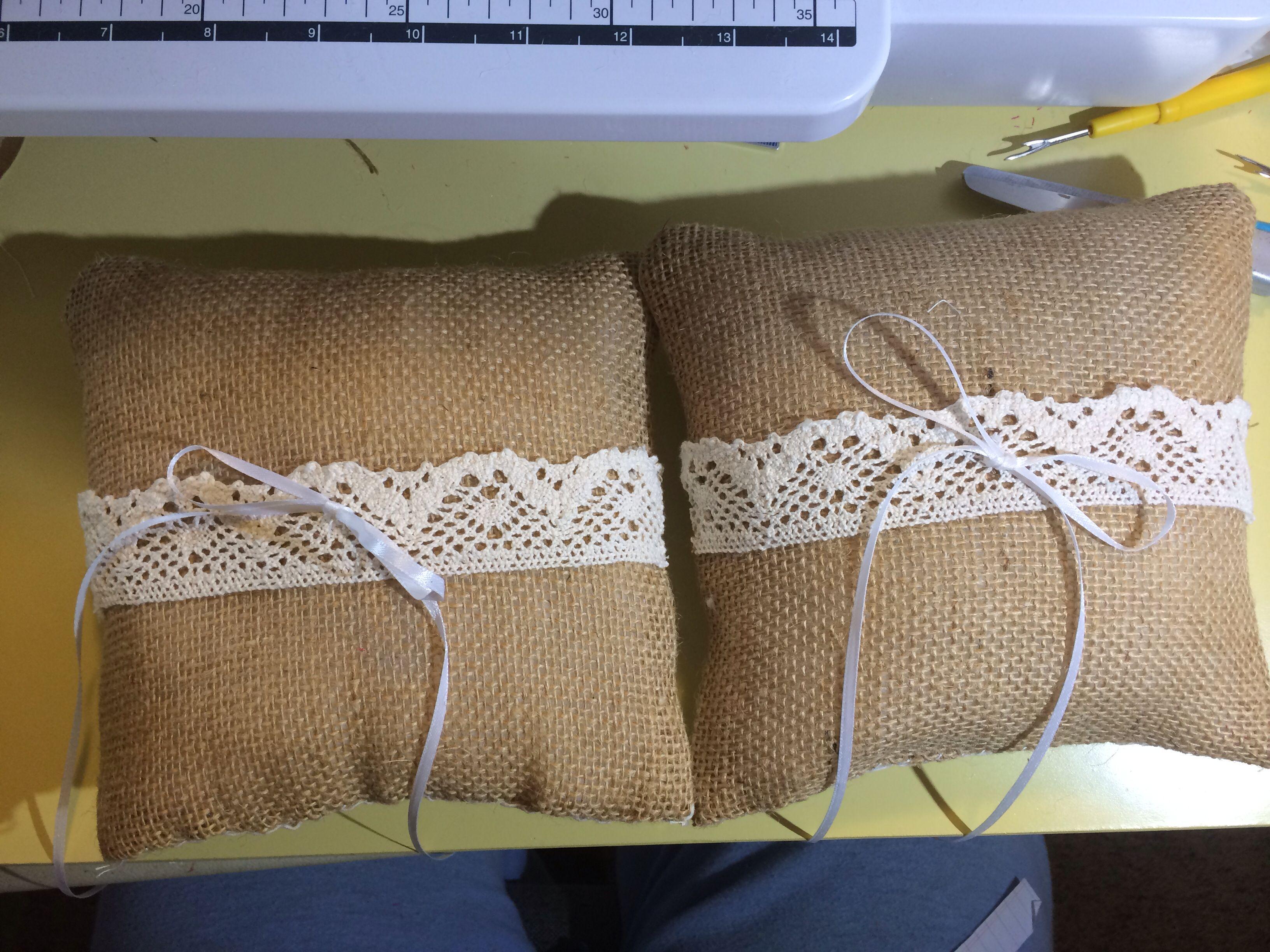 Ring bearer pillows stitchen it up pinterest ring bearer pillows