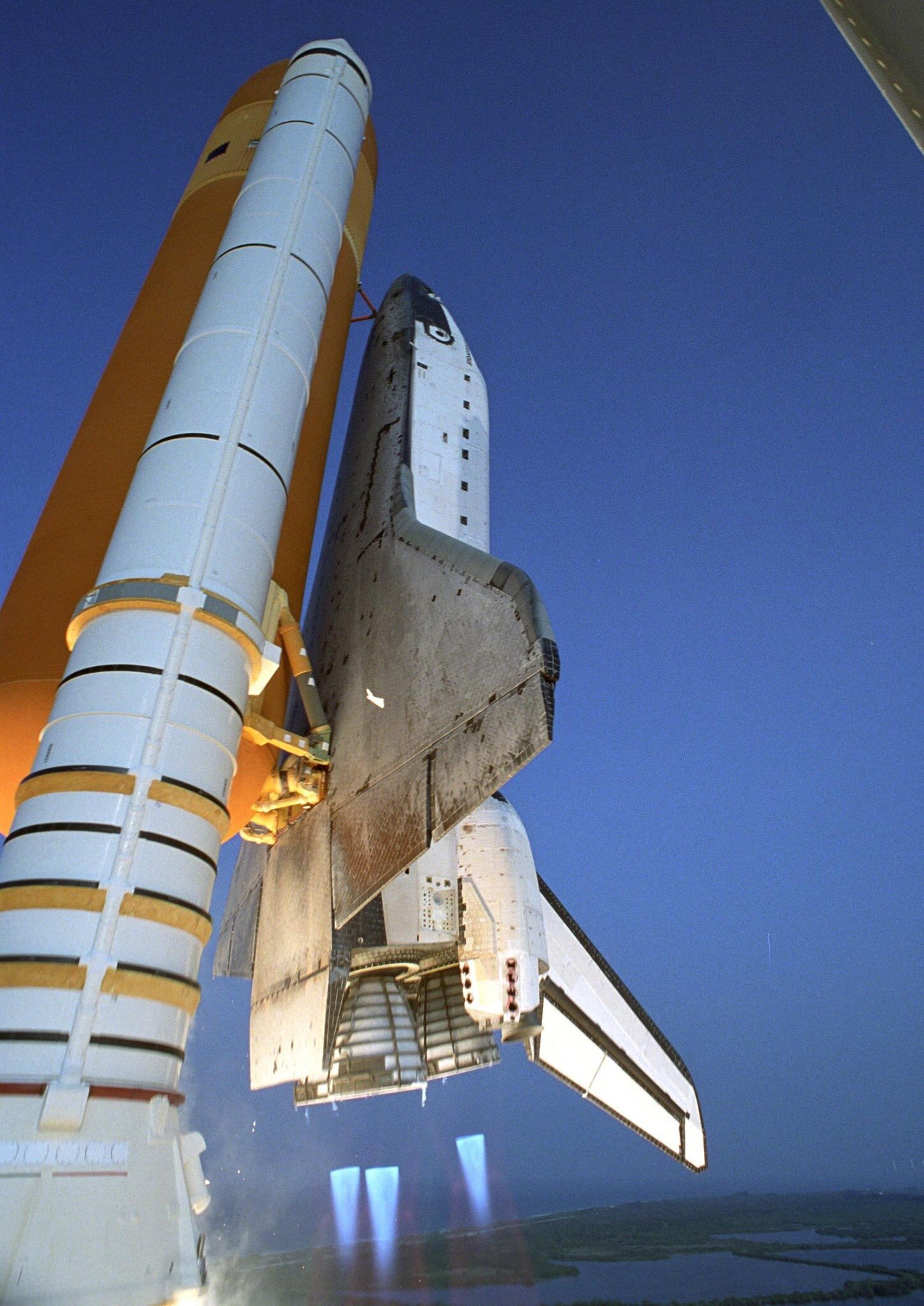 space shuttle landing facts - photo #11