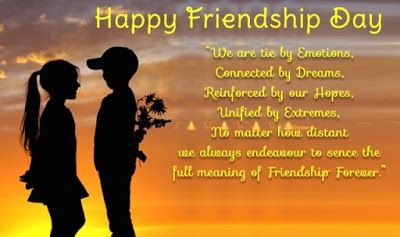 Facebook Friends Day Friendship Day Wishes Friendship Quotes