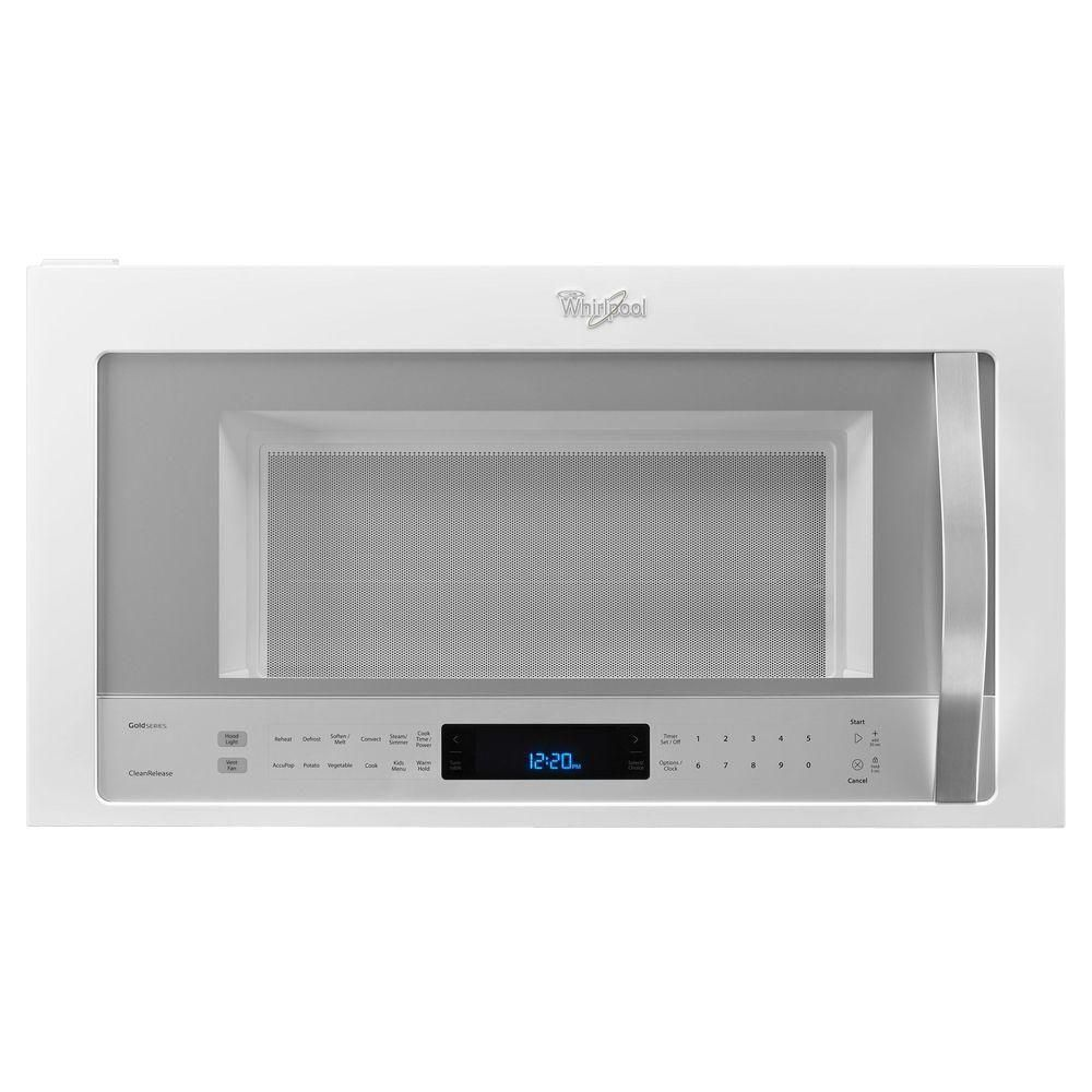 Over The Range Convection Microwave In
